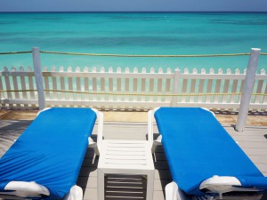 Loungers by the Sea
